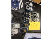 0-6 Months baby boys shoes.