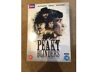 Peaky blinders season 1-3