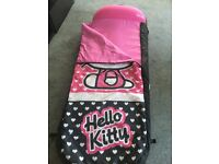 Hello kitty ready bed
