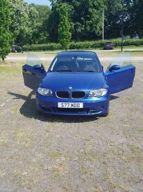 BMW 1 series 2.0 120d SE coupe