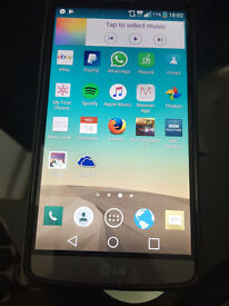 Unlocked lg g3 mobile