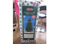 7 foot tall artificial christmas tree