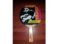Table tennis bat carta control brand new in packaging