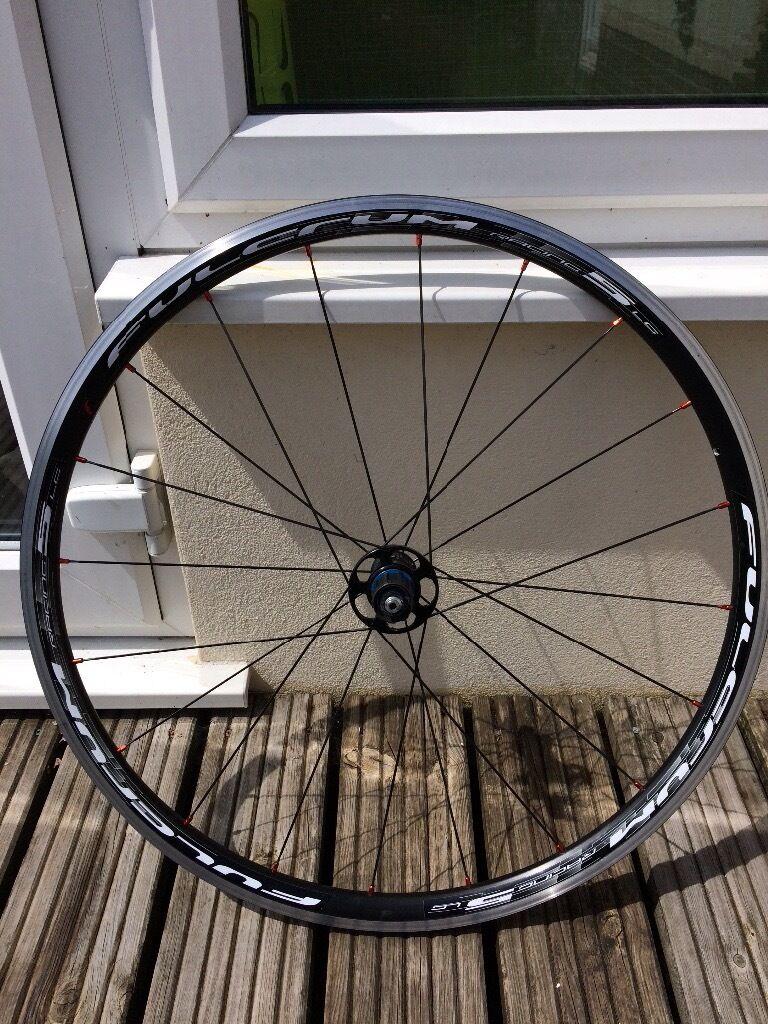 2017 Fulcrum race 5 11speed back wheel