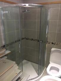 Shower Quadrant & Tray Ex display