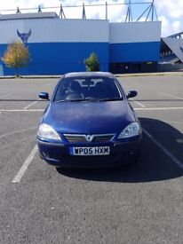 Vauxhall Corsa Twinport Sxi 2005 1.2 (GREAT first car, low mileage, cheap to insure)