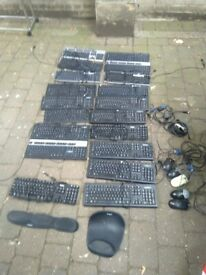 23 computer keyboards central London bargain