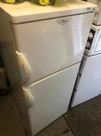 Fridge Freezer- Medium Size White Used