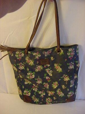 Billabong Girls Handbag (BILLABONG GIRLS TOTE BEACH BOAT BAG 100% Polyvinyl)