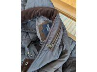Hackett Men's Quilted Jacket (Medium)