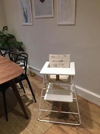 Towerchair high chair
