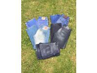 £50. 5 pairs of jeans bundle