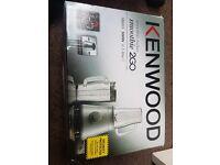 Kenwood Smoothie 2GO blender.