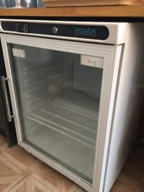 Polar white fridge