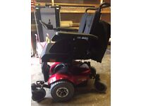 Invacare Pronto M41 Adult Electric Wheelchair - Barely used