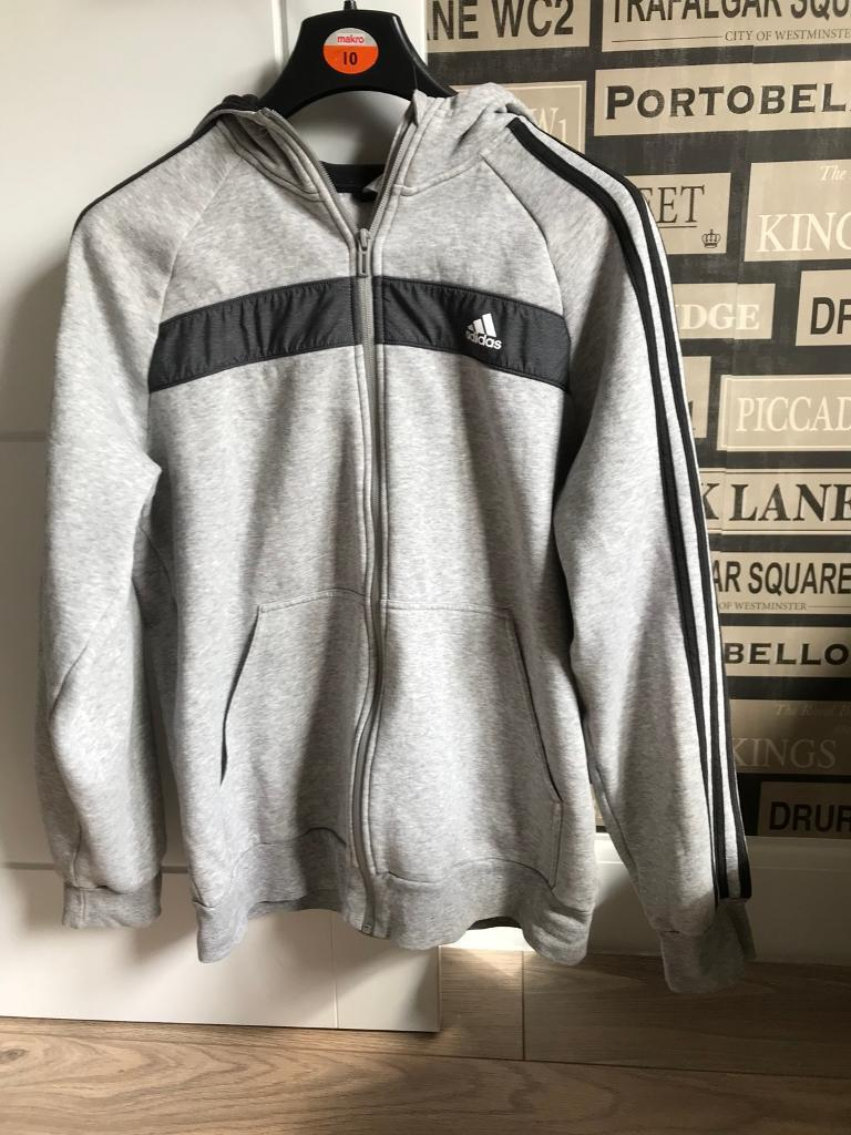 info for 7dee7 67b0a Adidas hoodie boys 15-16 years