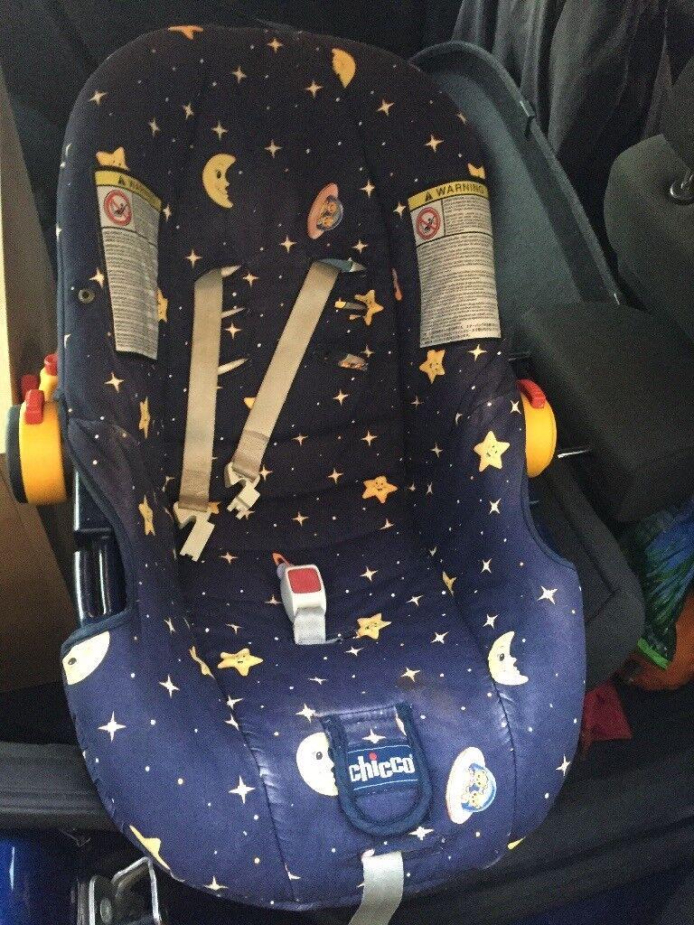 Child car seat for newborn Chicco