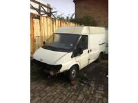 Ford Transit 2.0td 2003 For Breaking only