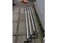 K&H Roof rack/ Roof bars with roller