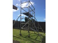 3.5m youngman boss scaffolding tower