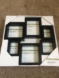 Collage photo frame BRAND NEW