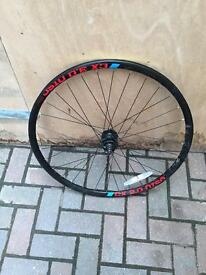 Maddux CX disc wheel 700c front wheel