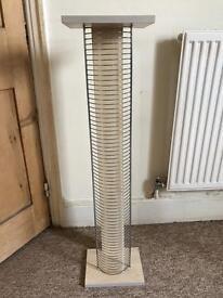 CD storage tower