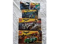 Lego Batman Movie Bundle New And Sealed