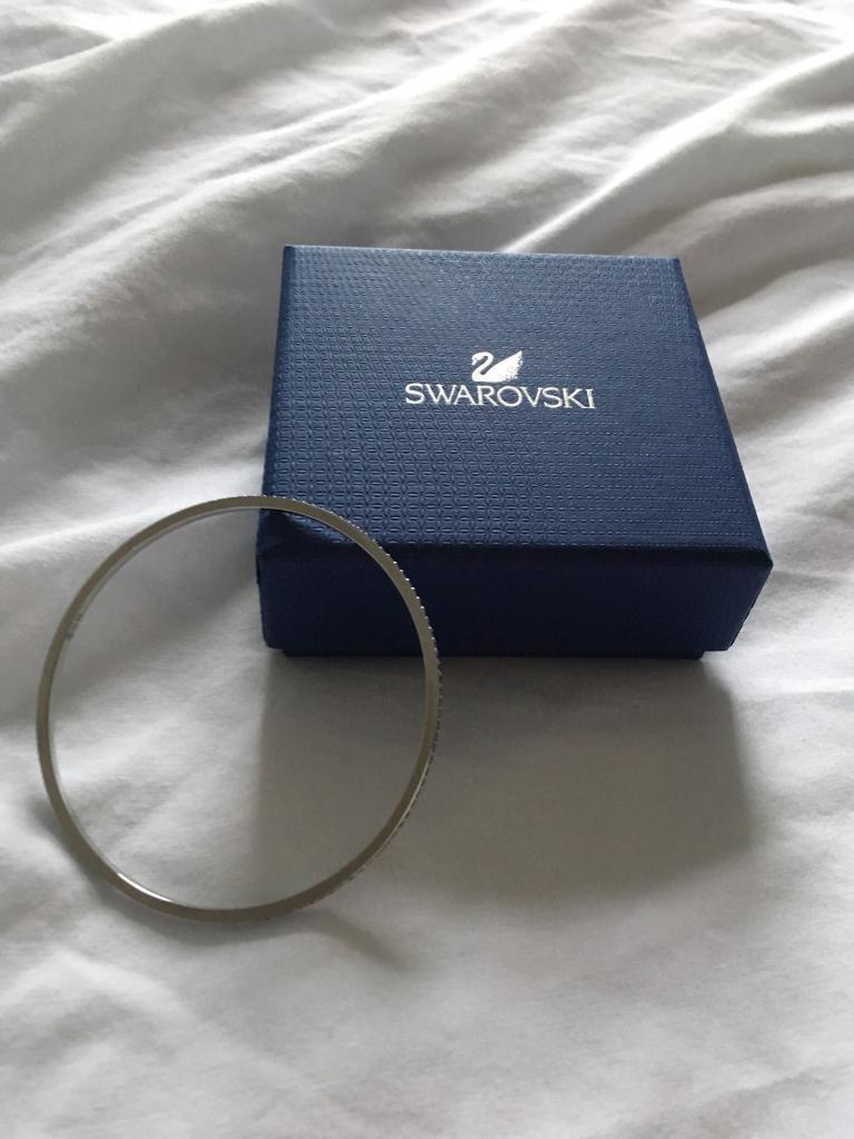 Swarovski bangle new