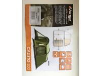 Vango Calisto 500 tent.