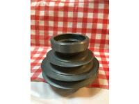 Myford ML7 Vee Cone Pulley, Genuine Notts. Good condition. Engineering Lathe parts
