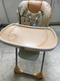 Chicco Poly Highchair