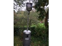 Free outdoor gas heater