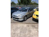 Automatic Peugeot quick sale