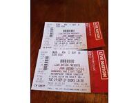 John Legend tickets!! 19.09.17 £100 ONO