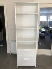 Ikea shelves and drawers