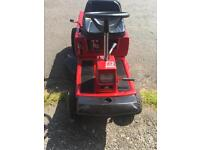 Murray 10/30 ride on lawn mower/ cutter