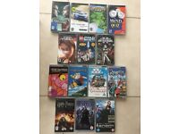 PSP games and films
