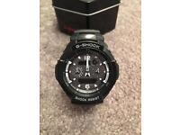 Genuine Casio G Shock watch - all black