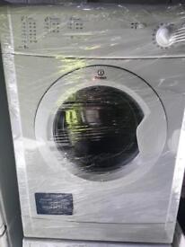 Indesit 6Kg vented tumble dryer