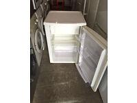 Under Counter Zanussi Fully Working Fridge Freezer with 90 Days Warranty