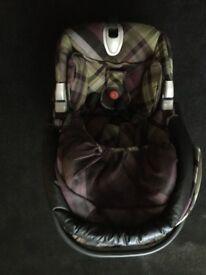 PRIMO VIAGGIO IP PORTABLE CAR SEAT