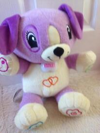 My puppy violet