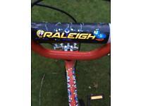 Child Raleigh bike