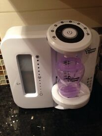 Tommie Tippee Perfect Prep Bottle Machine