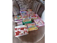 assortment of kids games for sale
