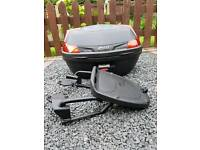 Givi Box 47ltr with mounting kit