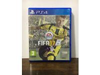 FIFA 17 (Sony PlayStation 4)
