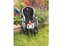 Hamax baby/toddler bike seat
