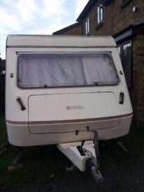 Elddis Caravan WSP 350/2